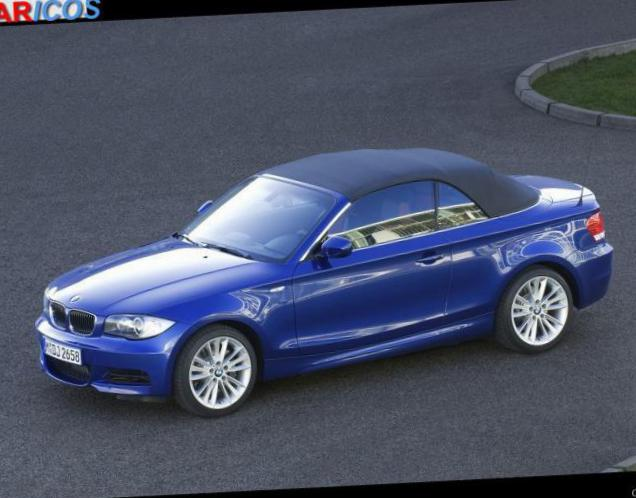 1 Series Cabrio (E88) BMW lease hatchback
