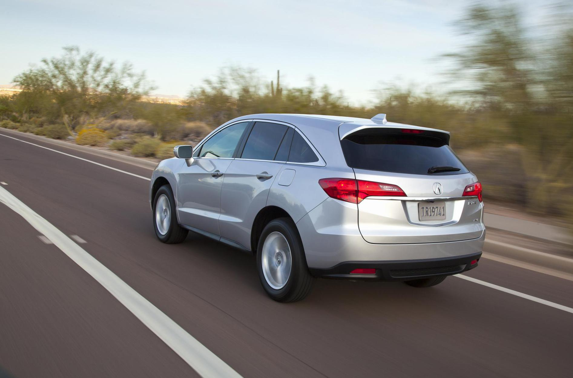 Acura RDX Specification 2013