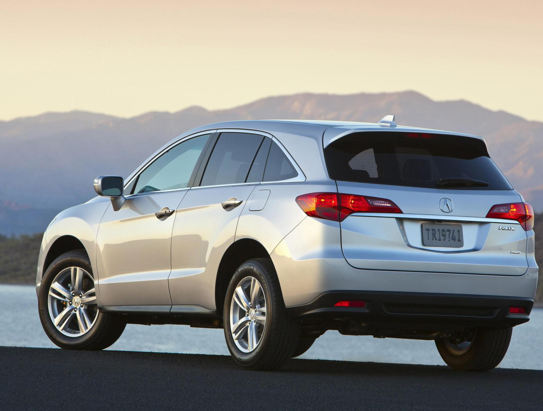 RDX Acura approved suv
