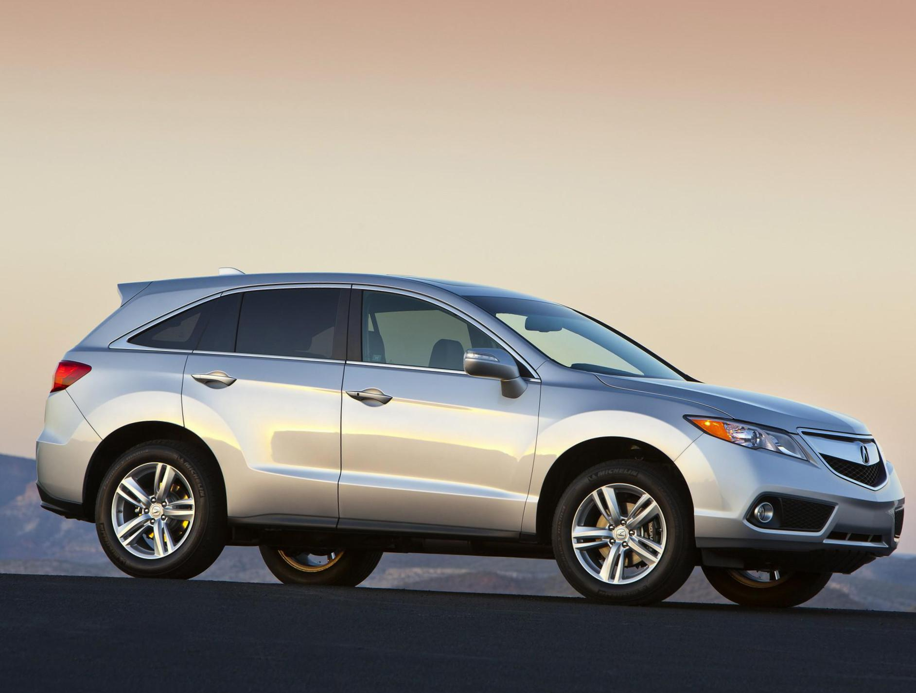 RDX Acura Specifications suv