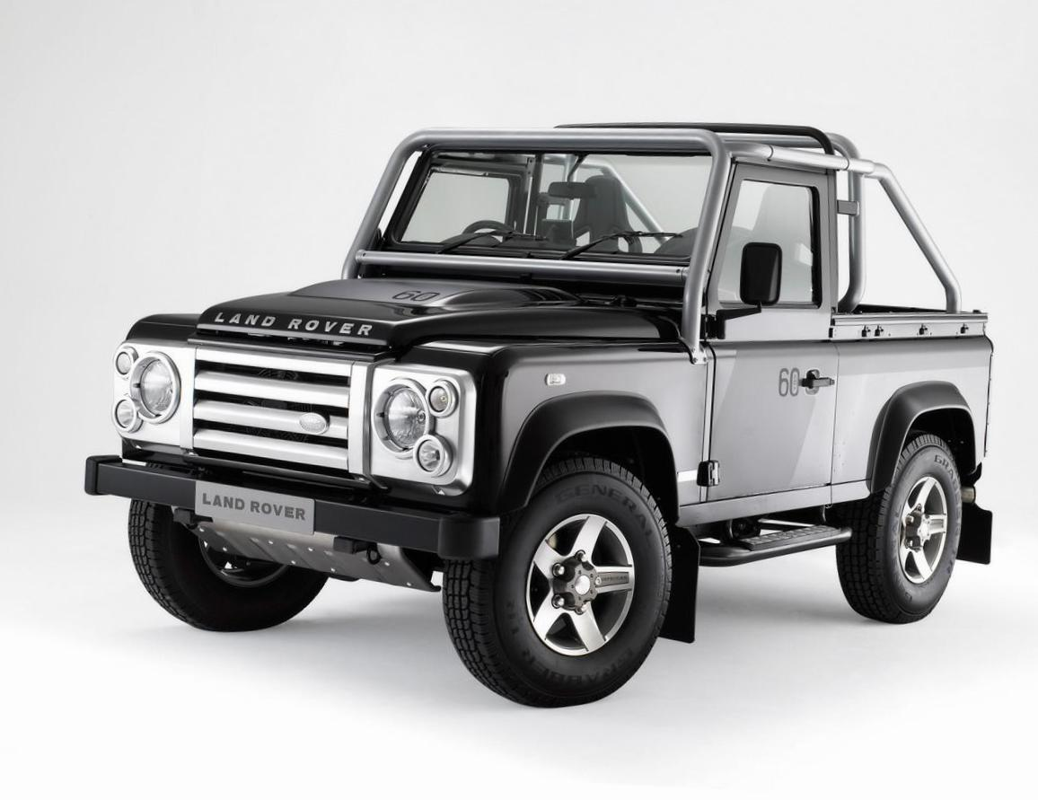 130 Double Cab Pick Up Land Rover concept suv