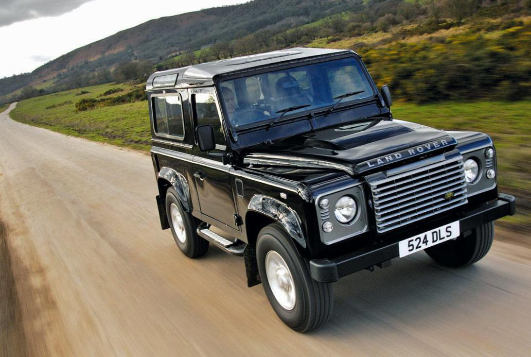 130 Double Cab Pick Up Land Rover configuration suv