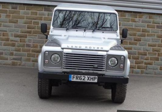 130 Double Cab Pick Up Land Rover lease 2013