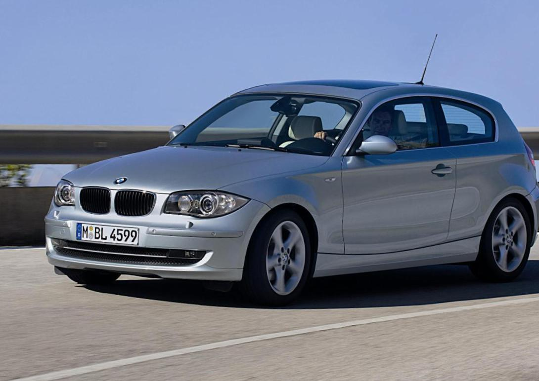 BMW 1 Series 3 doors (E81) usa 2012