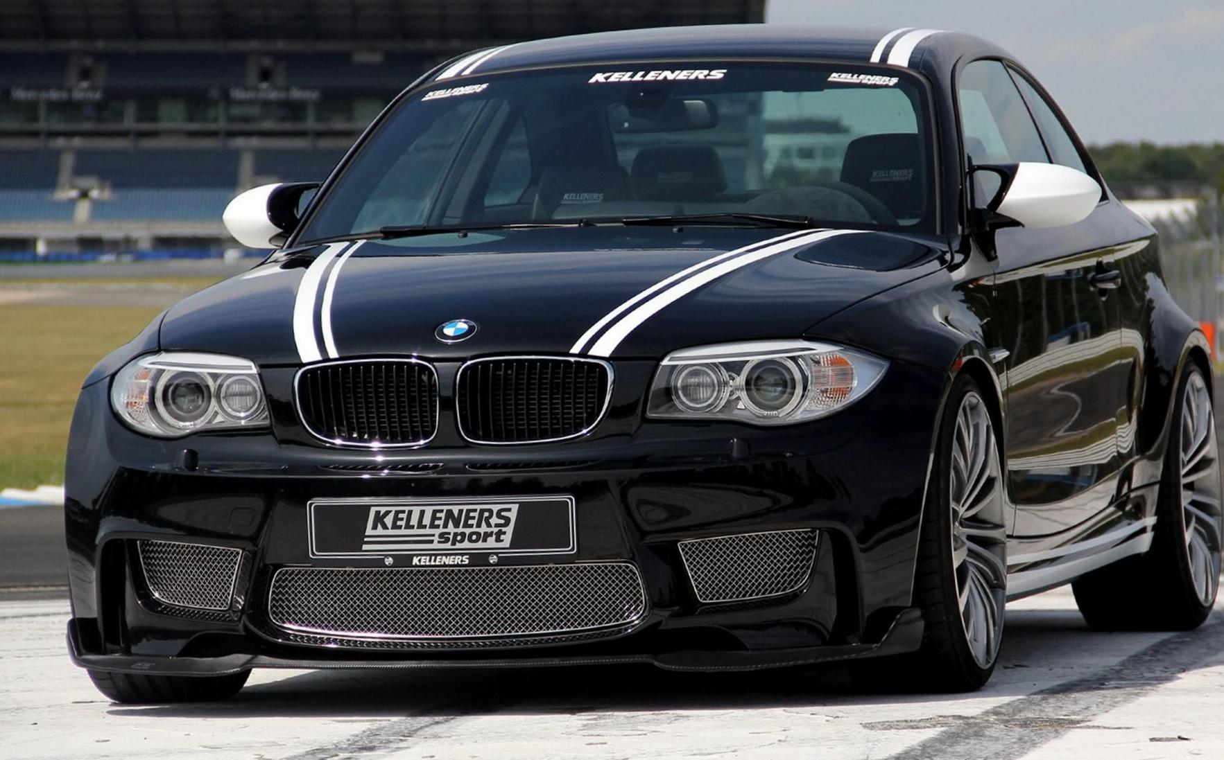 BMW 1 Series Coupe (E82) models 2010