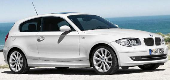 BMW 1 Series Coupe (E82) Specifications sedan