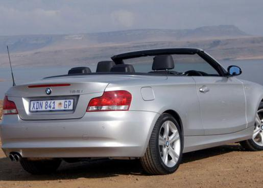 1 Series Cabrio (E88) BMW reviews wagon