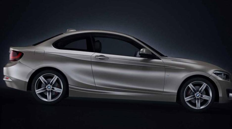 2 Series Coupe (F22) BMW Characteristics 2014