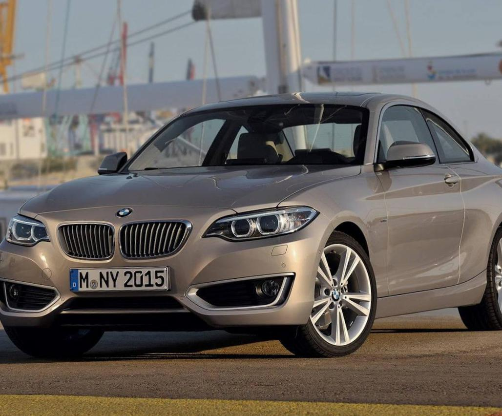 2 Series Coupe (F22) BMW spec 2012