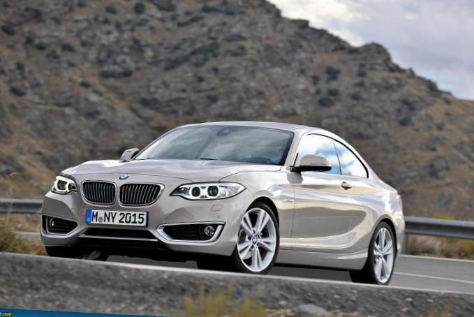 BMW 2 Series Coupe (F22) review 2009