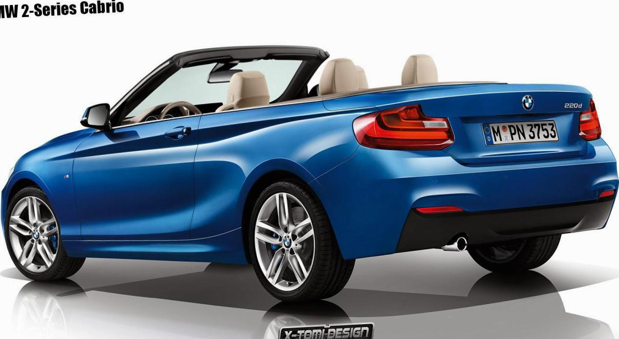 BMW 2 Series Coupe (F22) specs 2015