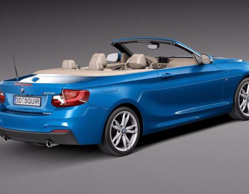 2 Series Convertible (F23) BMW prices 2007