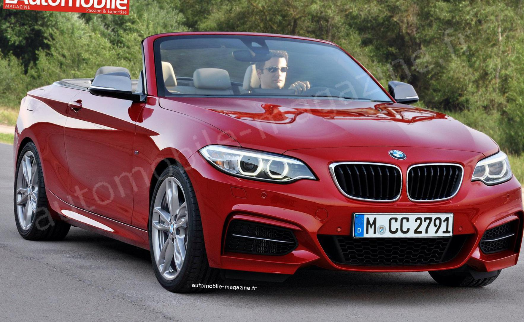 2 Series Convertible (F23) BMW specs 2015