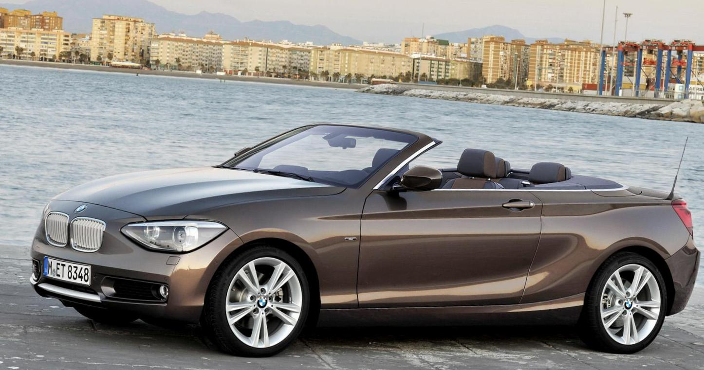 BMW 2 Series Convertible F23 Auto Minivan