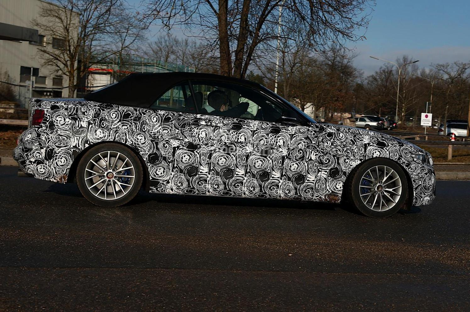 BMW 2 Series Convertible (F23) new 2015