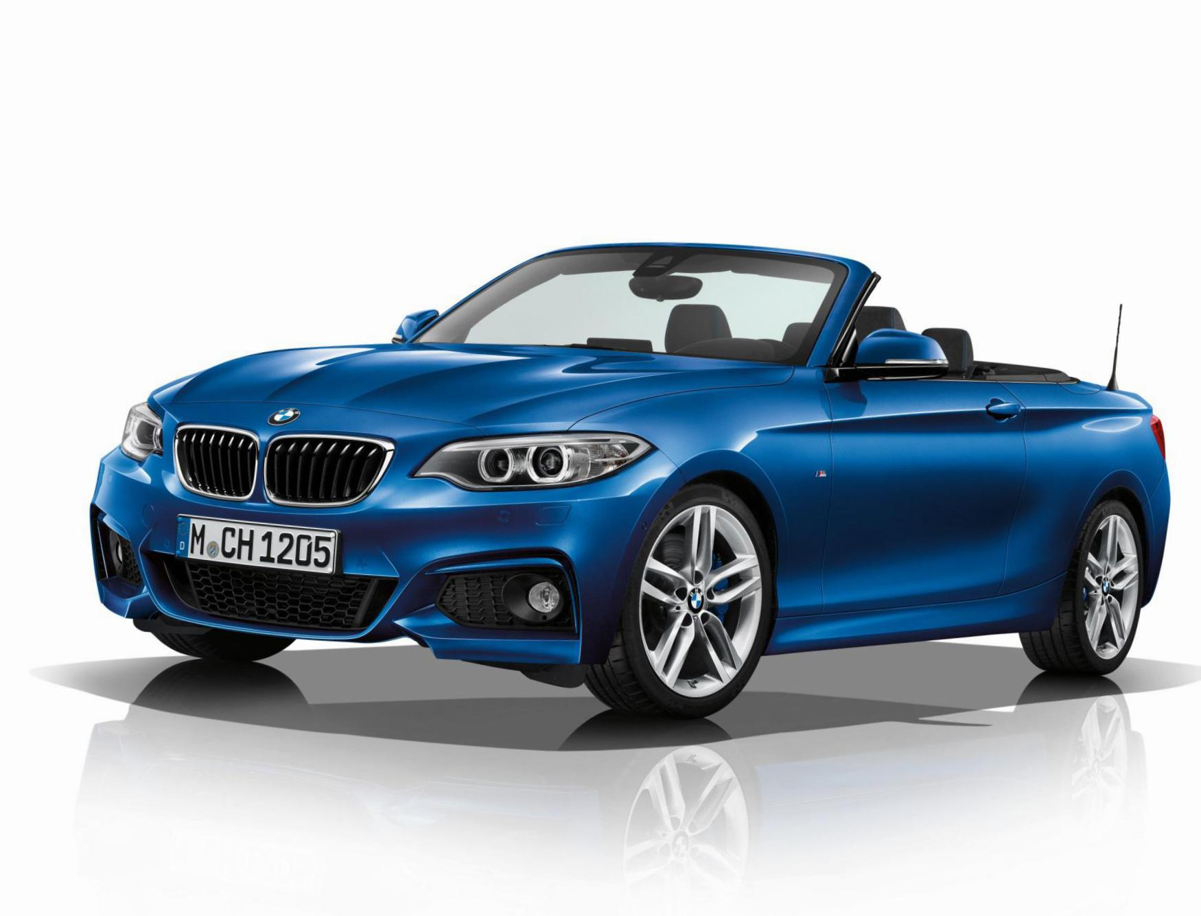 BMW 2 Series Convertible (F23) prices cabriolet