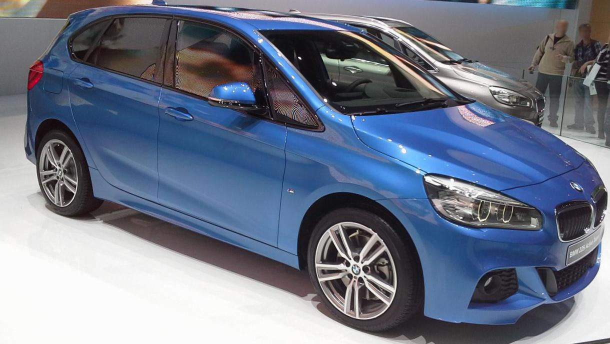 2 Series Active Tourer (F45) BMW cost 2012