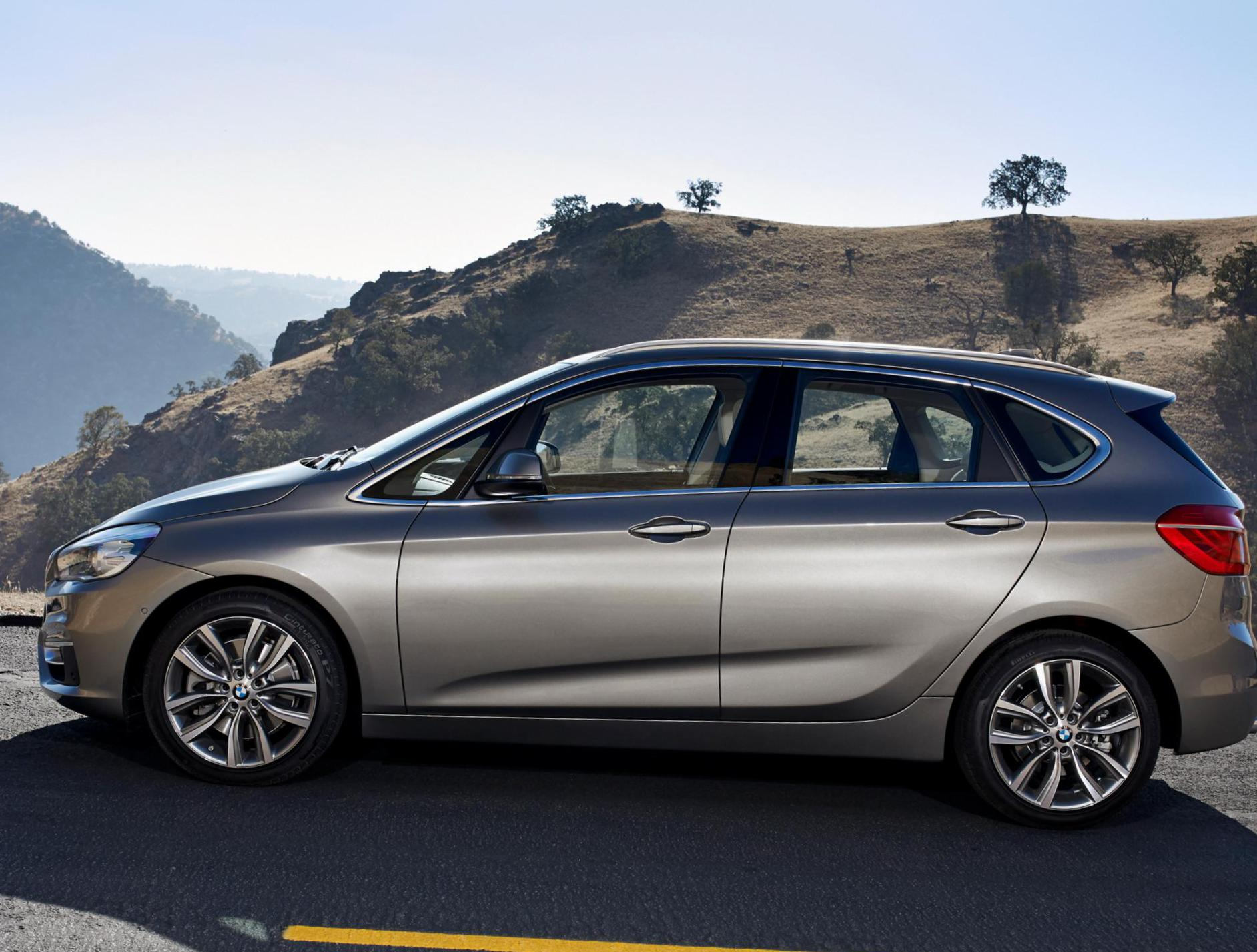 2 Series Active Tourer (F45) BMW Specifications wagon