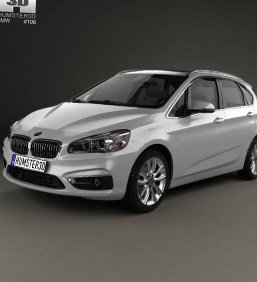 BMW 2 Series Active Tourer (F45) approved 2006