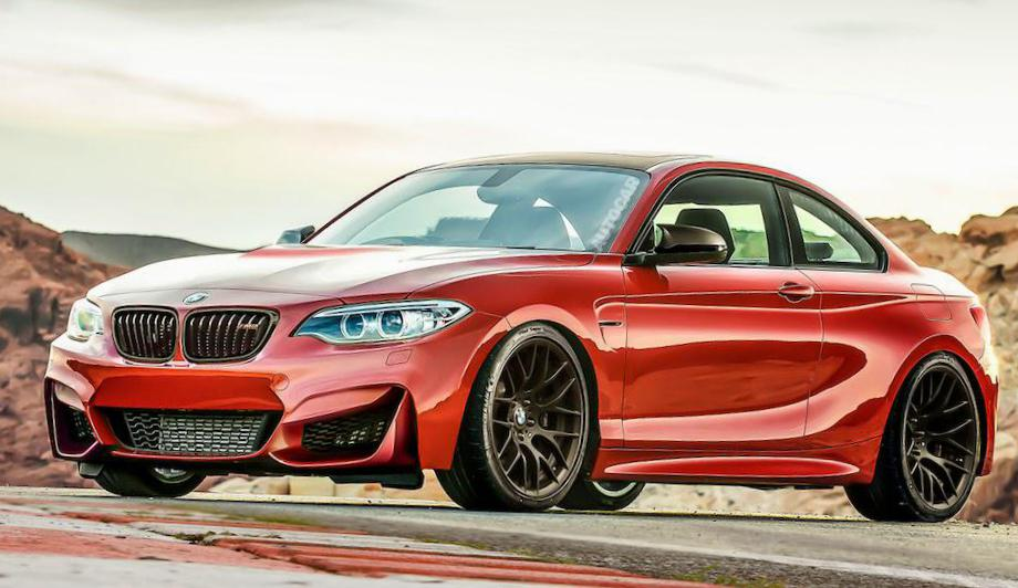 M2 Coupe (F87) BMW cost 2012