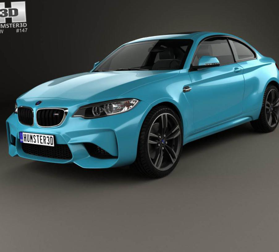 BMW M2 Coupe (F87) Photos And Specs. Photo: M2 Coupe (F87