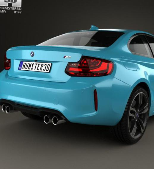 M2 Coupe (F87) BMW model 2012