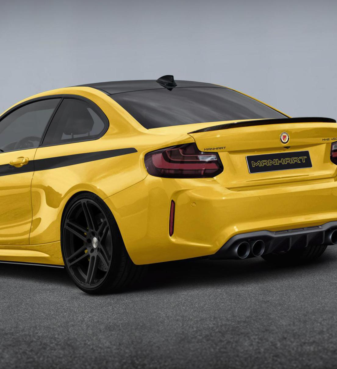 M2 Coupe (F87) BMW used 2014