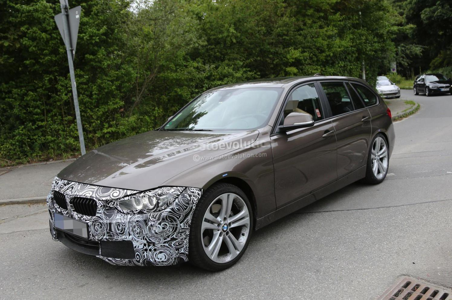 3 Series Sedan (F30) BMW cost minivan