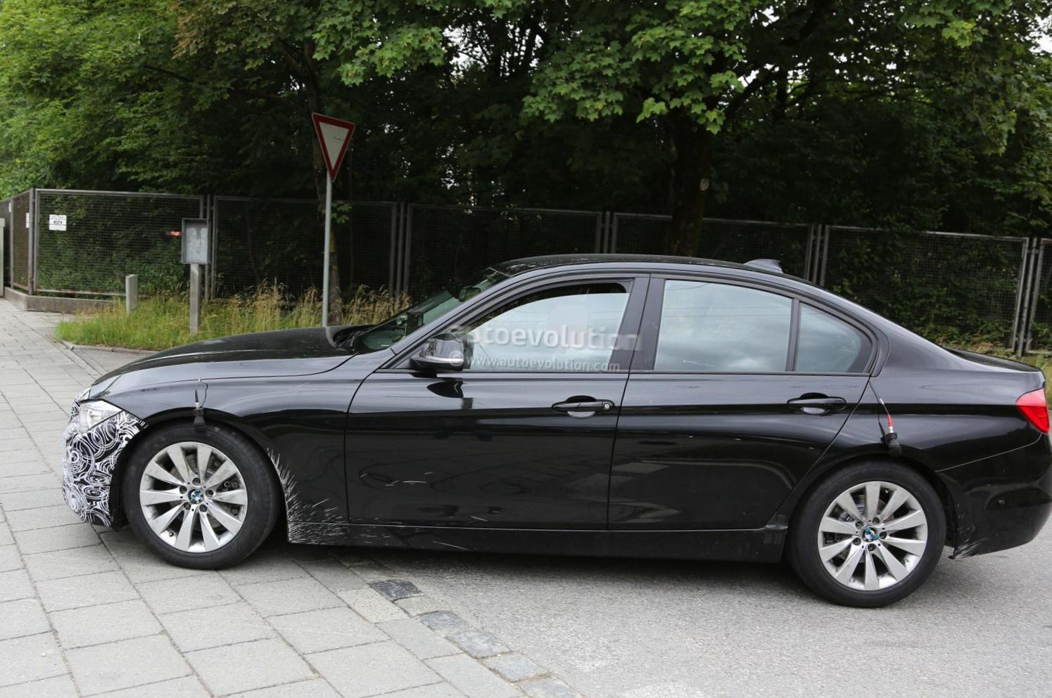 3 Series Sedan (F30) BMW how mach wagon