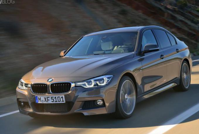 3 Series Sedan (F30) BMW review 2011