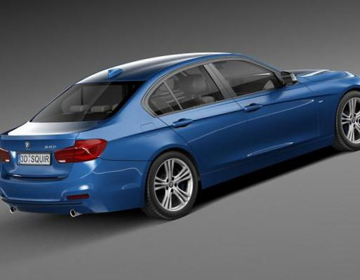 BMW 3 Series Sedan (F30) review coupe