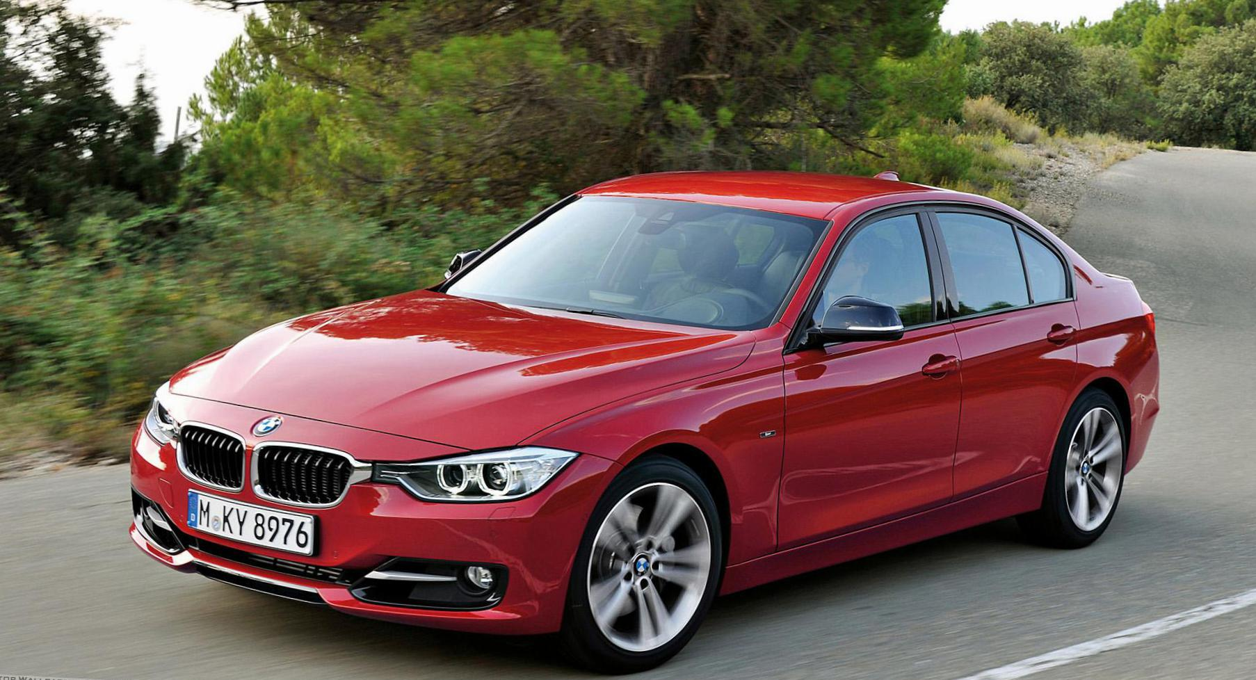 BMW 3 Series Sedan (F30) used 2011