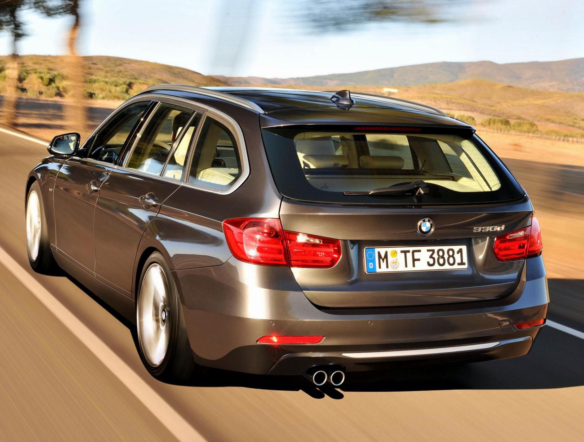 3 Series Touring (F31) BMW reviews suv