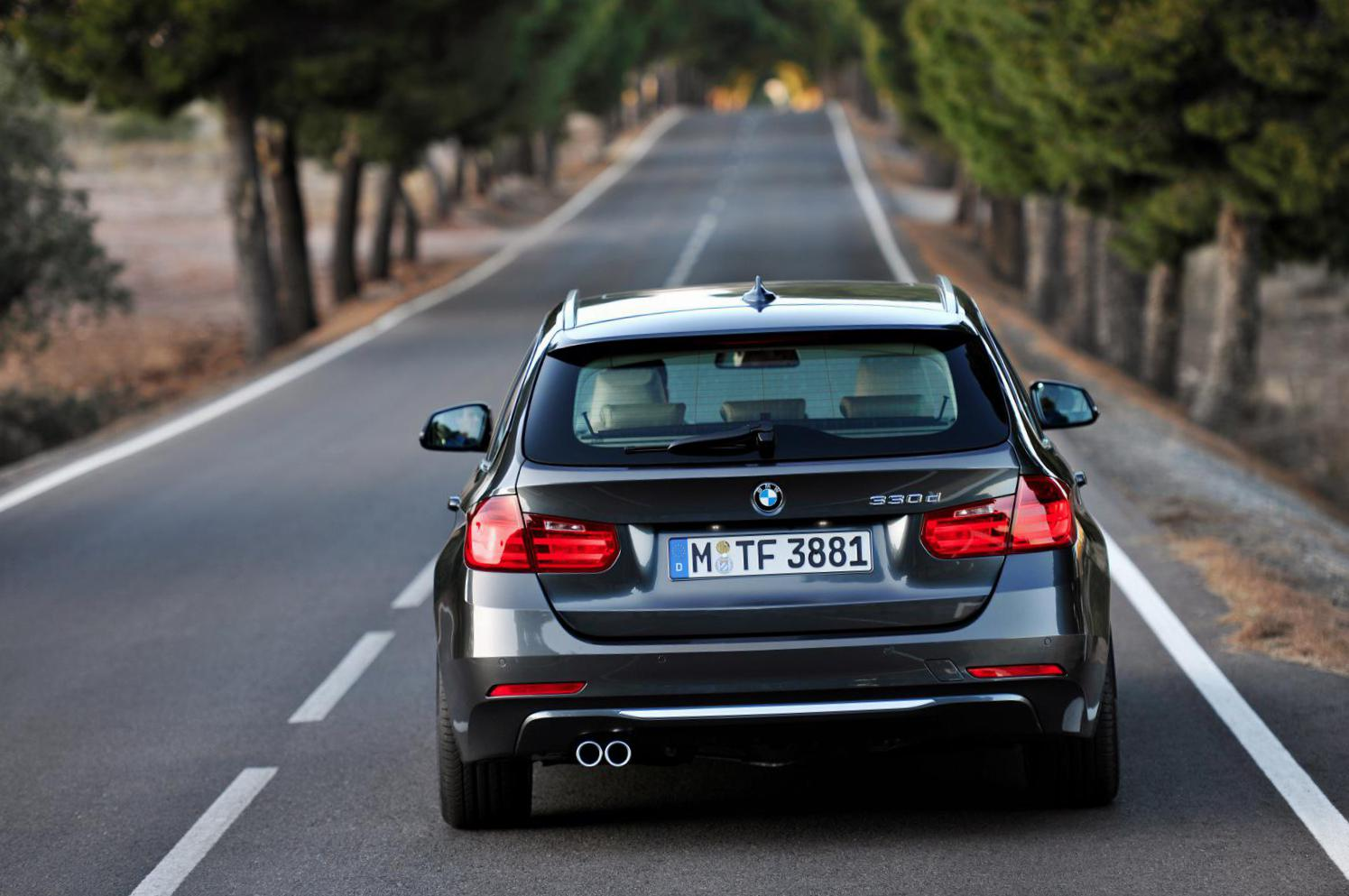 BMW 3 Series Touring (F31) usa 2015