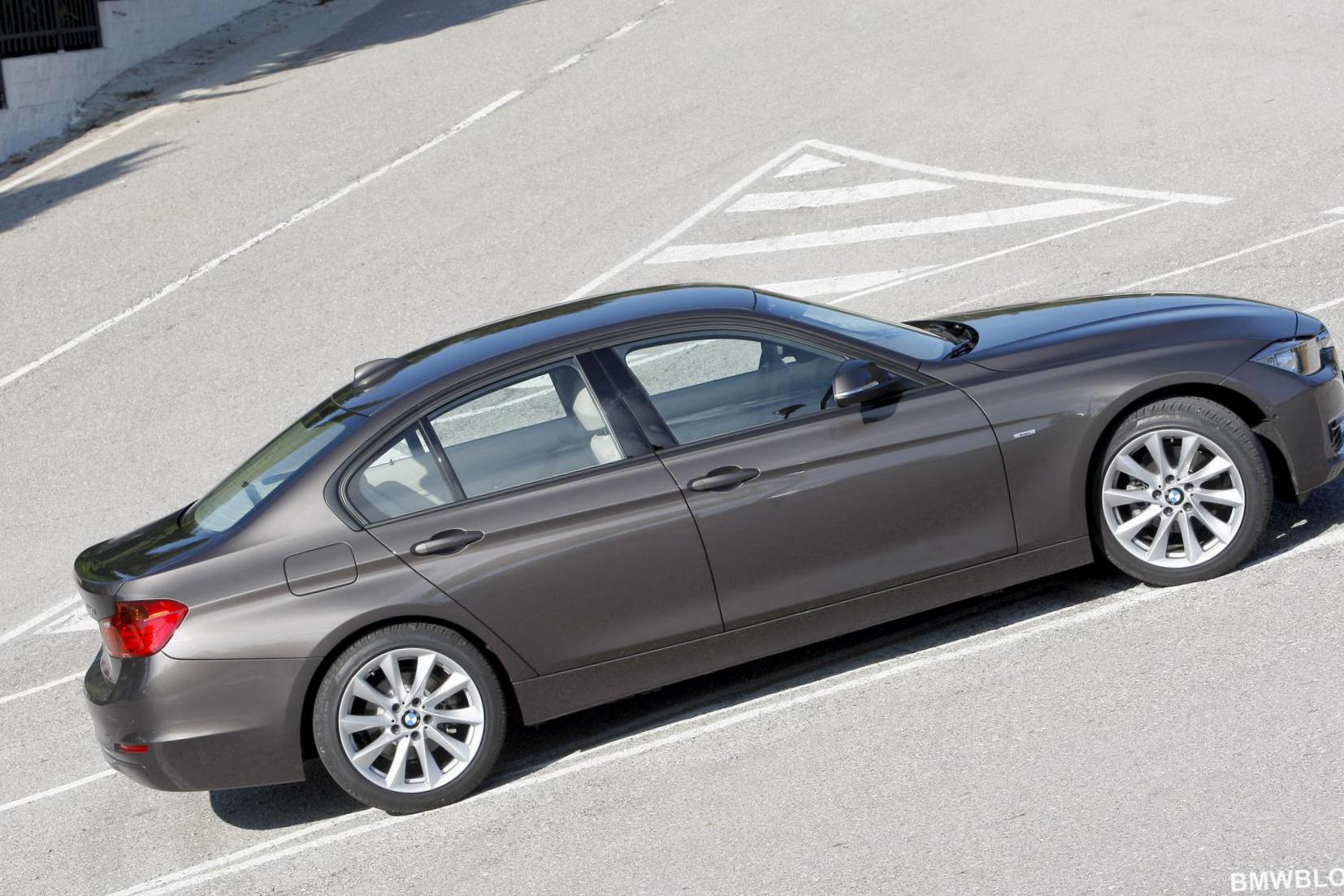 3 Series ActiveHybrid (F30) BMW lease hatchback
