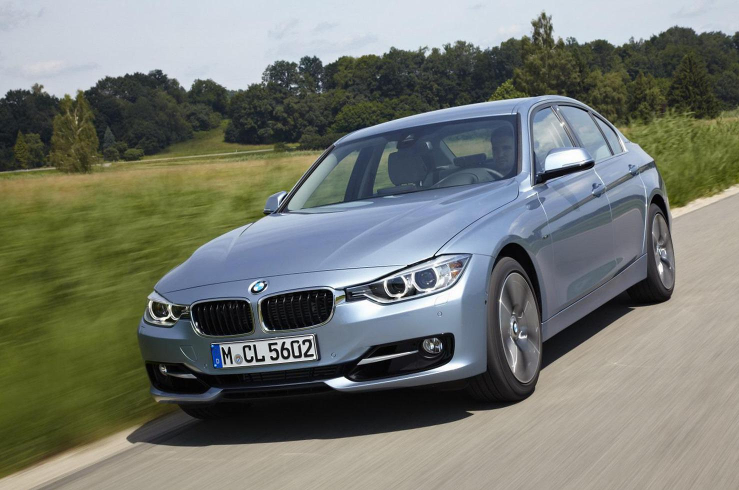 3 Series ActiveHybrid (F30) BMW review hatchback