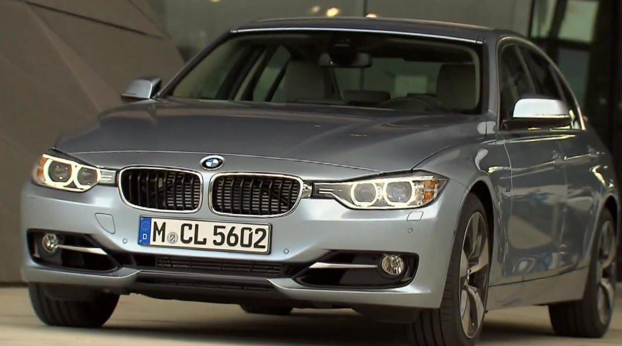 BMW 3 Series ActiveHybrid (F30) configuration 2015