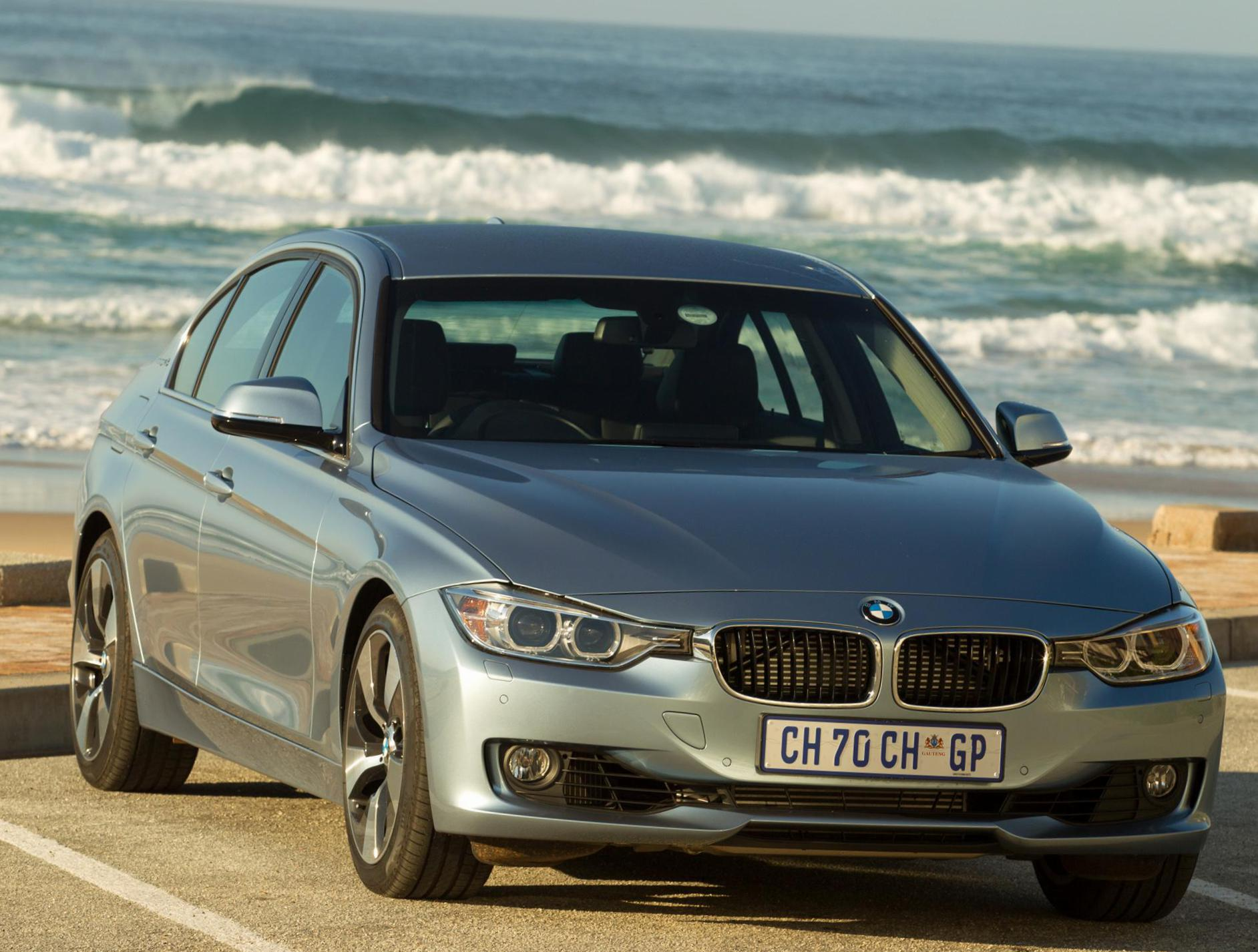 BMW 3 Series ActiveHybrid (F30) lease hatchback
