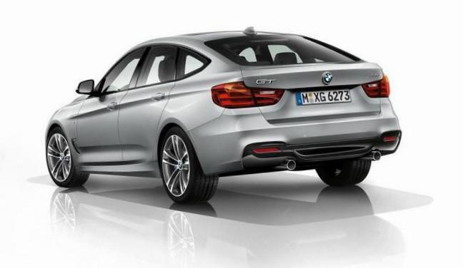 3 Series Gran Turismo (F34) BMW reviews 2012