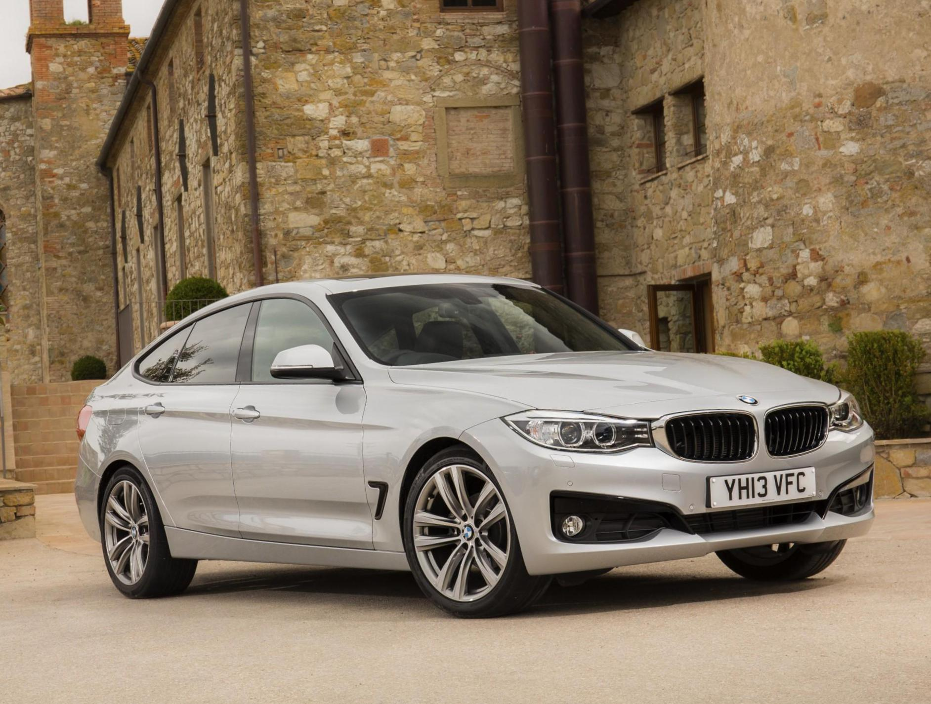 3 Series Gran Turismo (F34) BMW Specification 2007