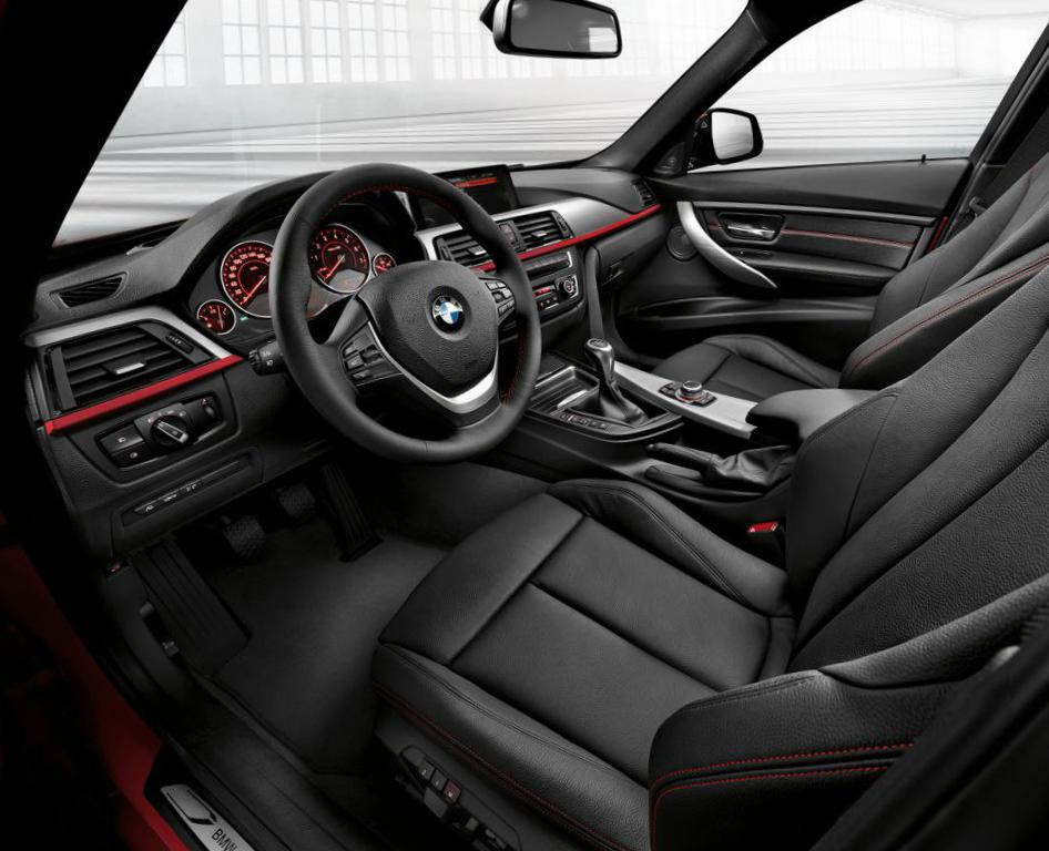 BMW 3 Series Touring (F31) how mach 2013