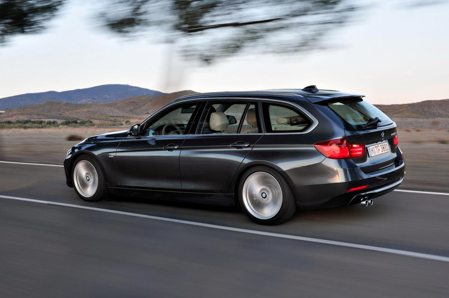 BMW 3 Series Touring (F31) new wagon