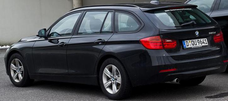 BMW 3 Series Touring (F31) price coupe