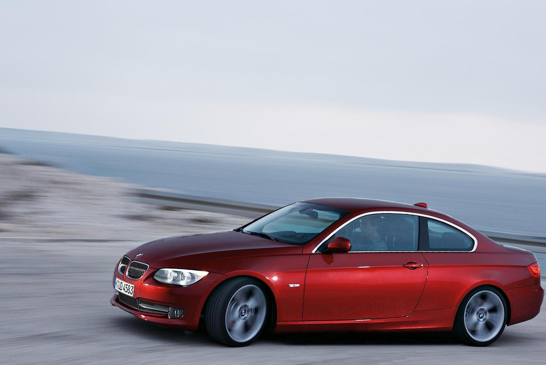 2012 bmw 335i coupe weight
