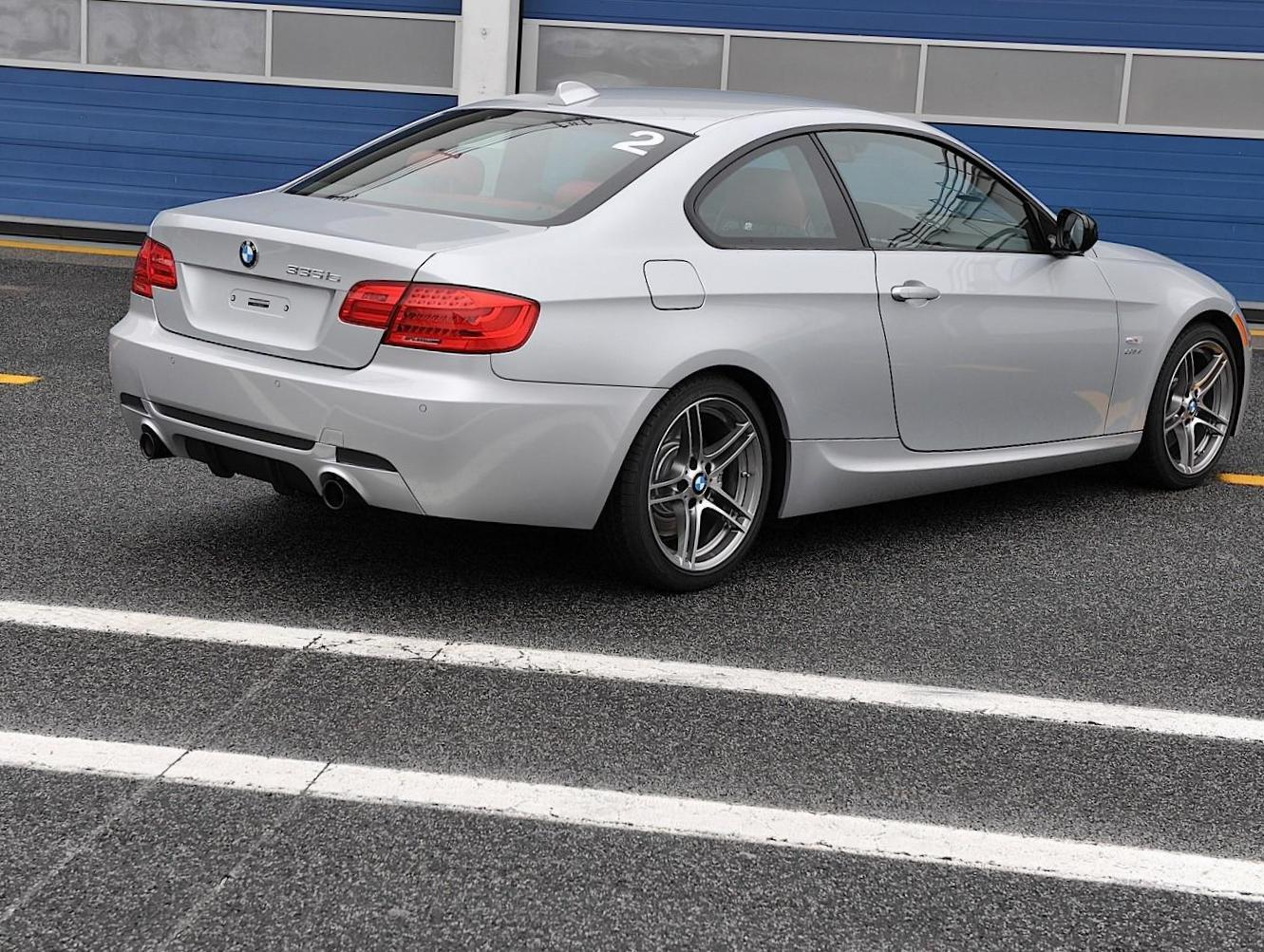3 Series Coupe (E92) BMW tuning 2015