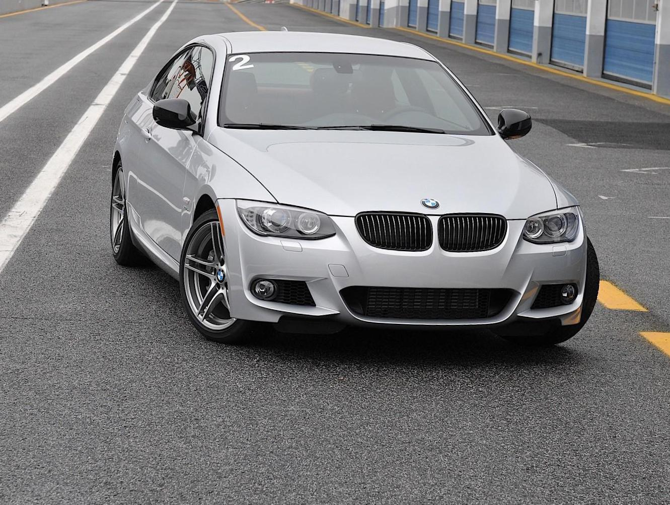 3 Series Coupe (E92) BMW used 2012