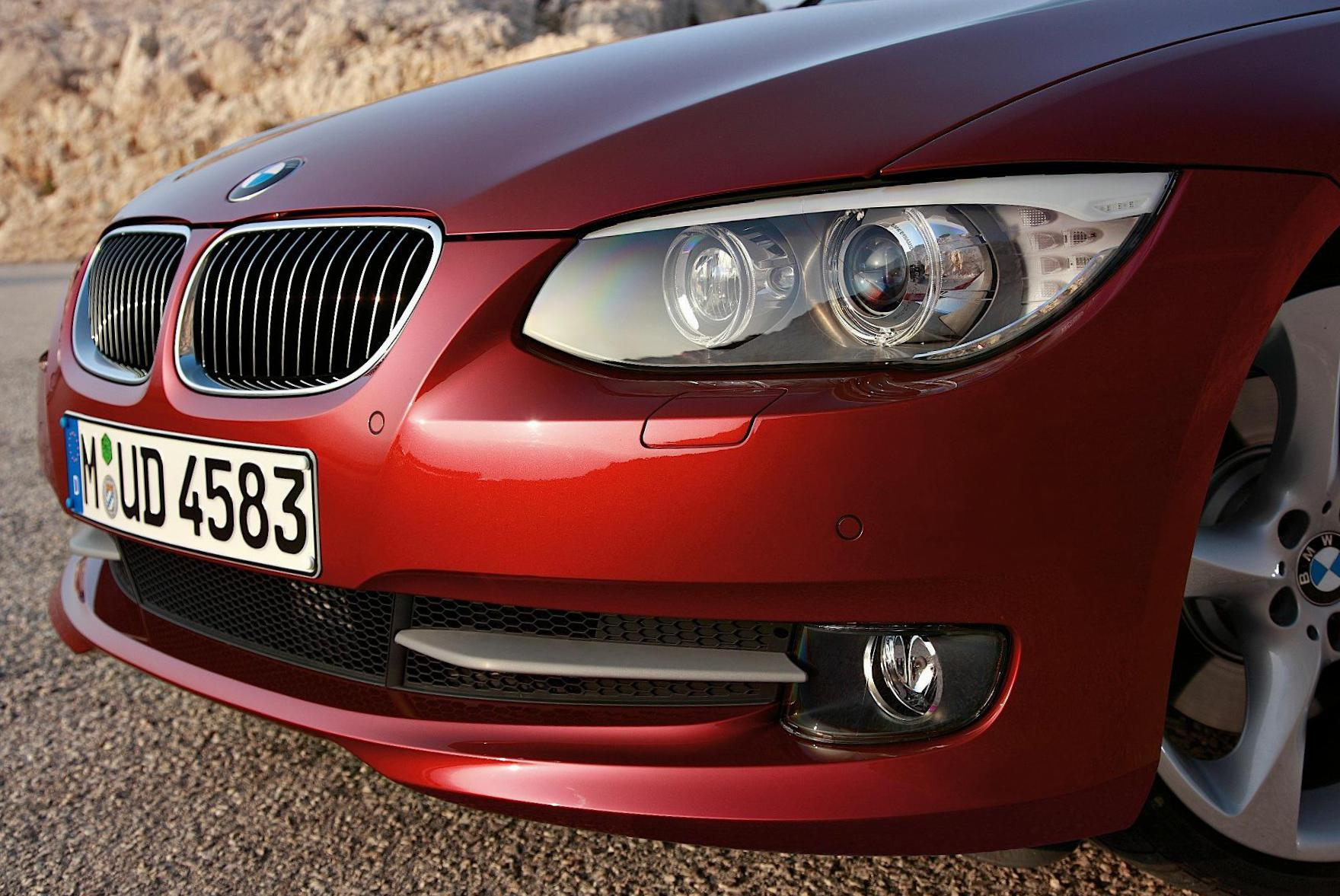 BMW 3 Series Coupe (E92) approved hatchback