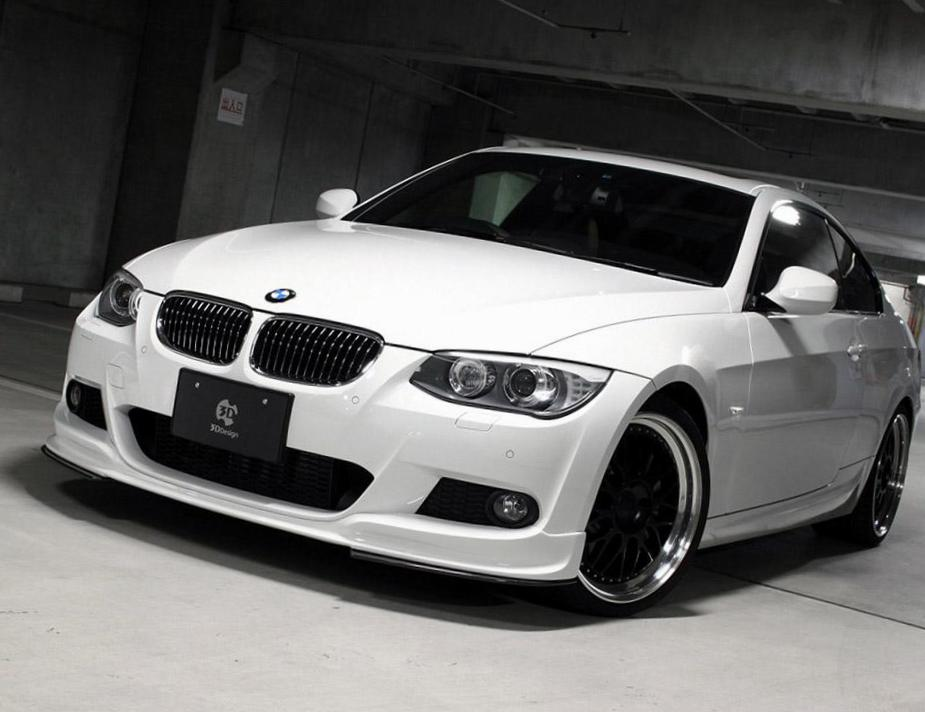 BMW 3 Series Coupe (E92) concept 2011