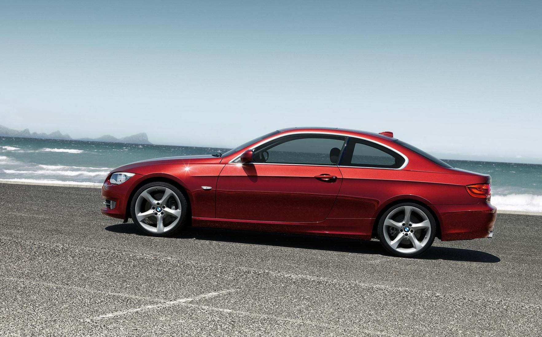 BMW 3 Series Coupe (E92) new 2007