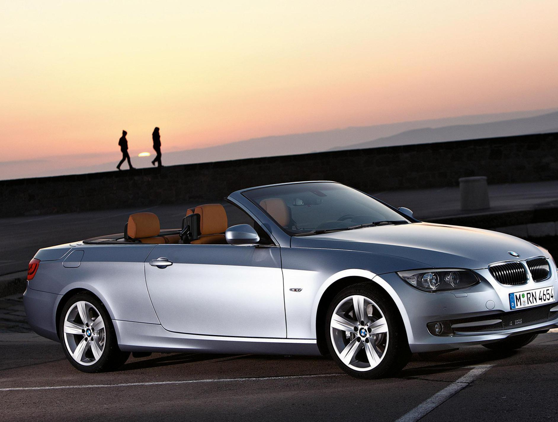 3 Series Cabrio (E93) BMW usa 2012